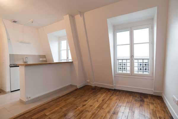 Chambre De Bonne Sur Paris icf habitat novedis transforme des chambres de bonne en appartements